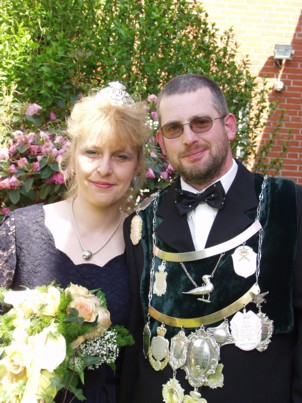 Königspaar 2002 - Leo Jansen