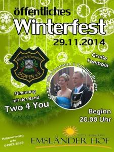 Öffentliches Winterfest 2014