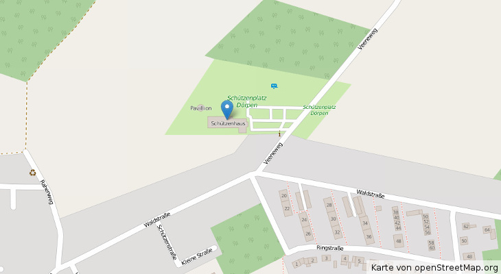 Karte - BSVDoerpen