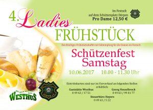 Ladies Frühstück 2016